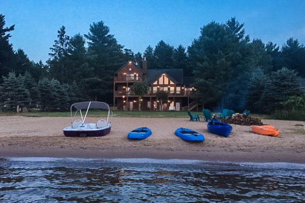 shell-lake-cabin-beach5